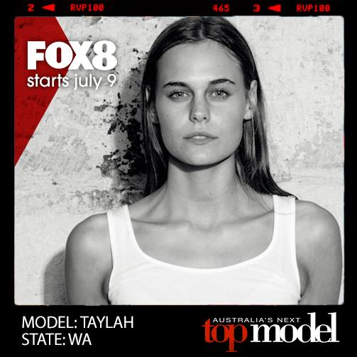 Foxtel Expels Taylah Roberts From The Show, Australia's Next Top Model