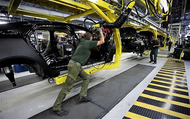 Expert Predicts Good Things For UK Manufacturing
