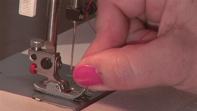 A Sewing Machine For Commercial Use