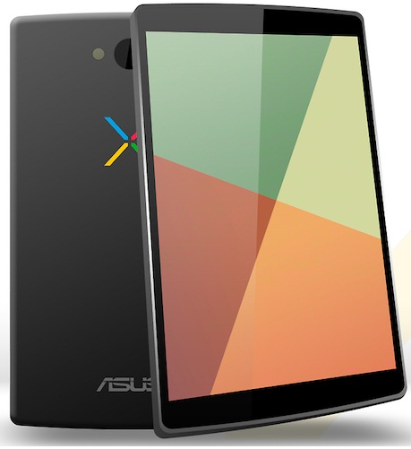 Google Nexus 8 Images Leaked Online