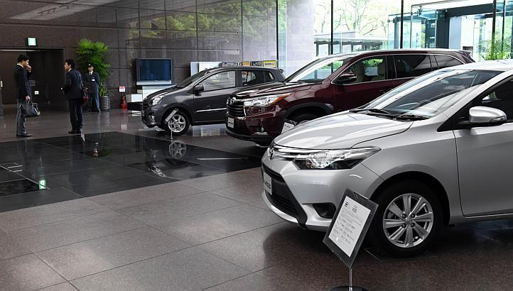 Toyota Takes Off The 2.27 Million Vehicles Globally Over The Airbag Defect