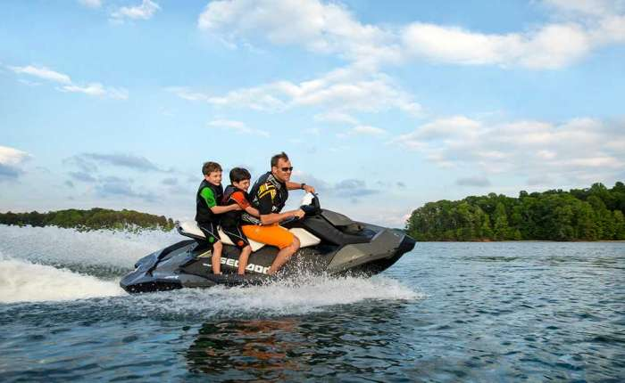 The History Of The Sea-Doo