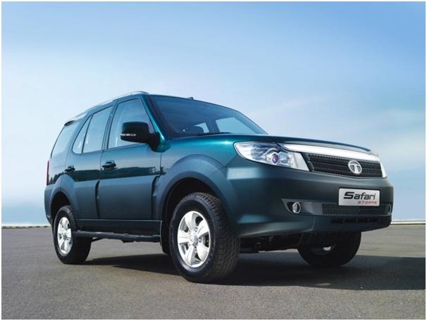 Tata Safari Storme Vs Mahindra XUV500 - SUV Shootout