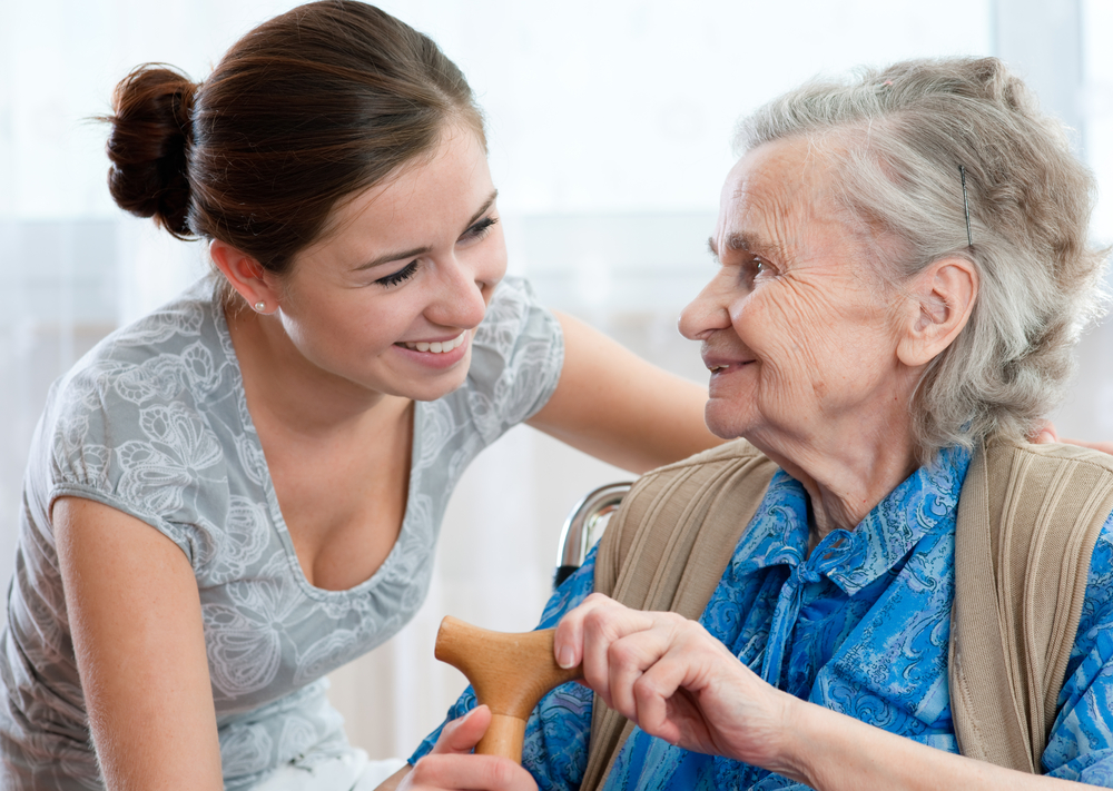 Coping With The Care Of Aging Parents