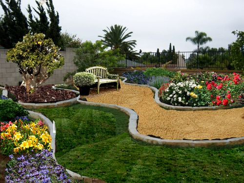 Getting Personal With Landscaping