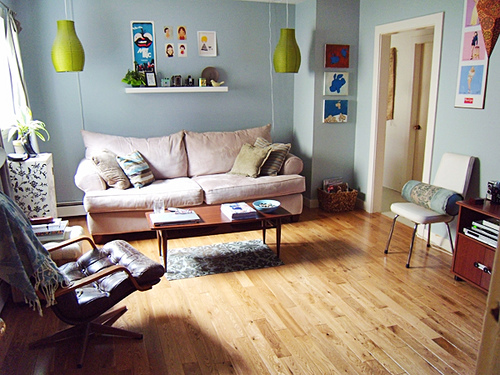 Work With What You Have: 5 Tips To Spruce Up Even The Smallest Home