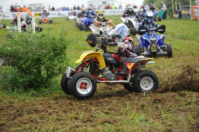 ATV and Youth