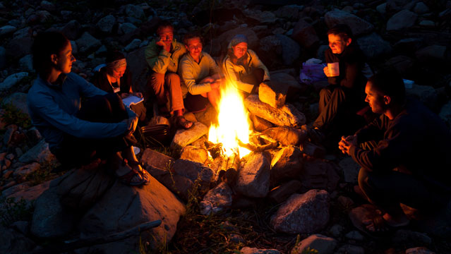 Building Your Own Campfire