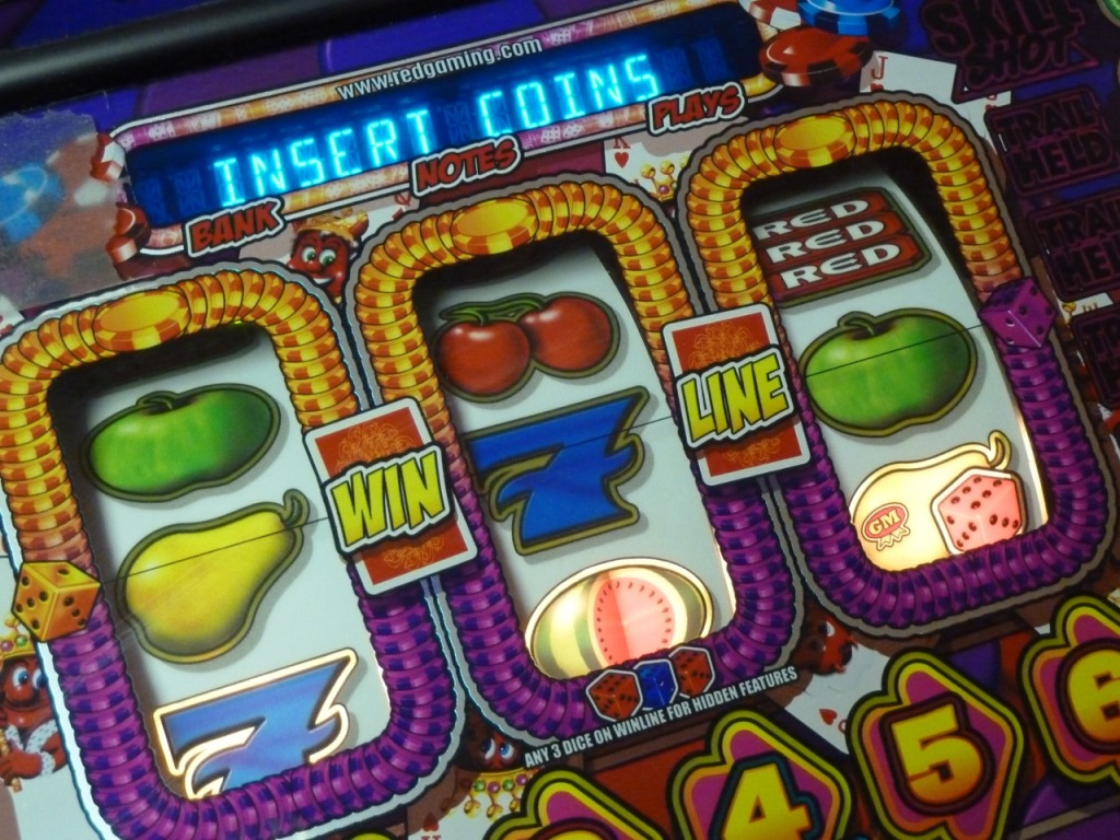 Strategies To Win On Fruit Machines