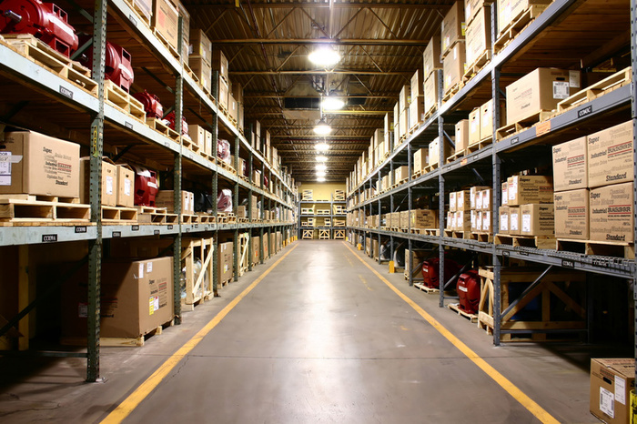 Warehouse Which Store Stocks