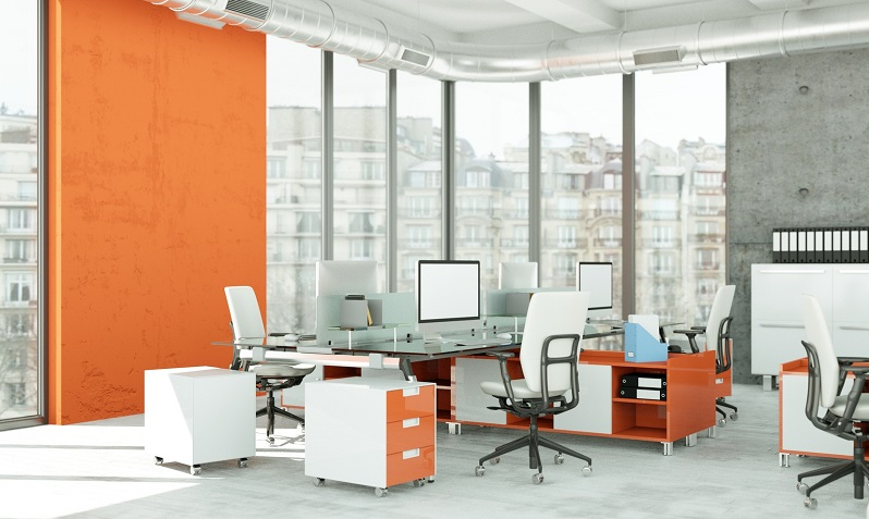 5 Easy Steps For Developing Color Scheme For Your Office Fitout