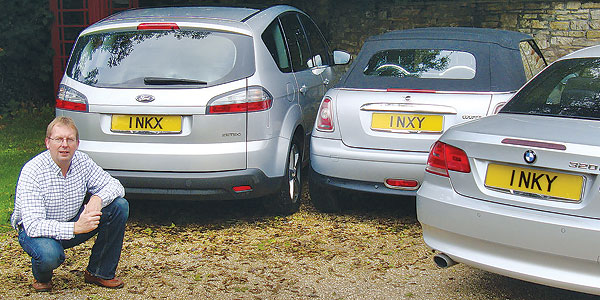 Number Plates – 6 Reasons To Consider Going Private