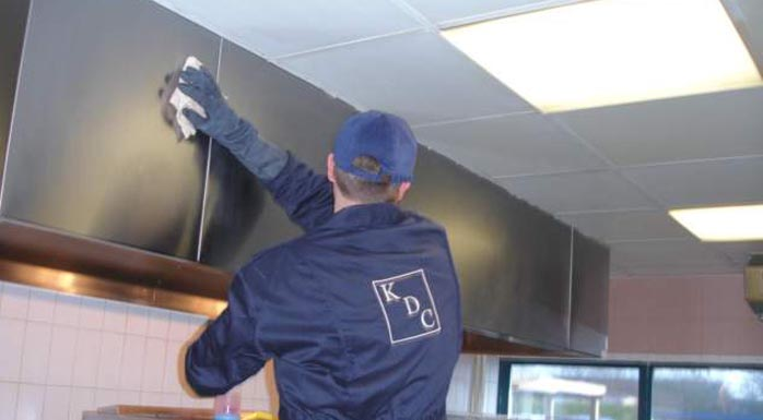 What Professional Kitchen Duct Cleaning Can Do For Your Business