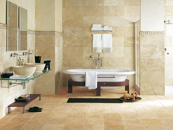 The Major Benefits of Using Natural Stone Tiling For Your Bathroom