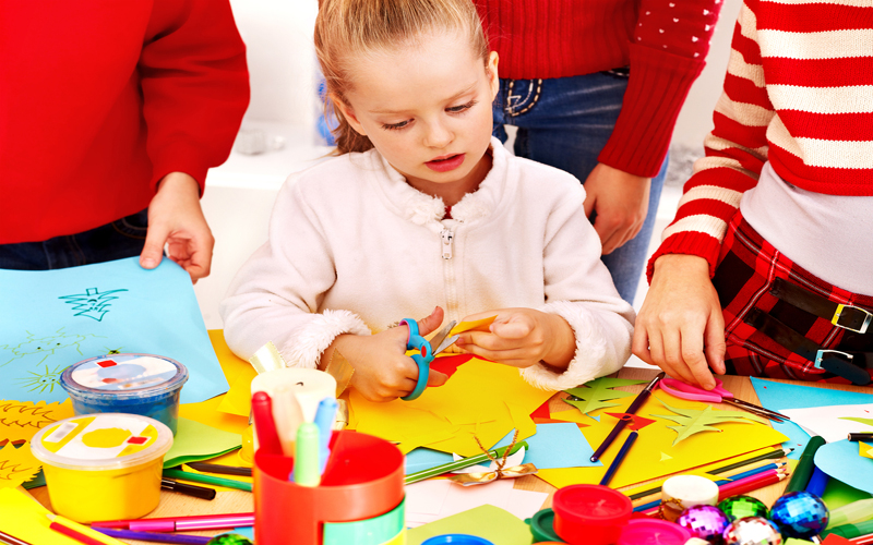 Arts and Crafts For Kids – Nurturing Development