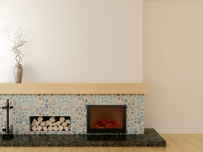Look Out For Different Options In Fireplace Mantels and Surrounds