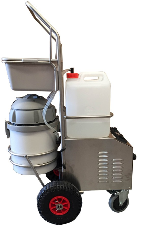 Making Your Business Premises Immaculate With Commercial Steam Cleaners