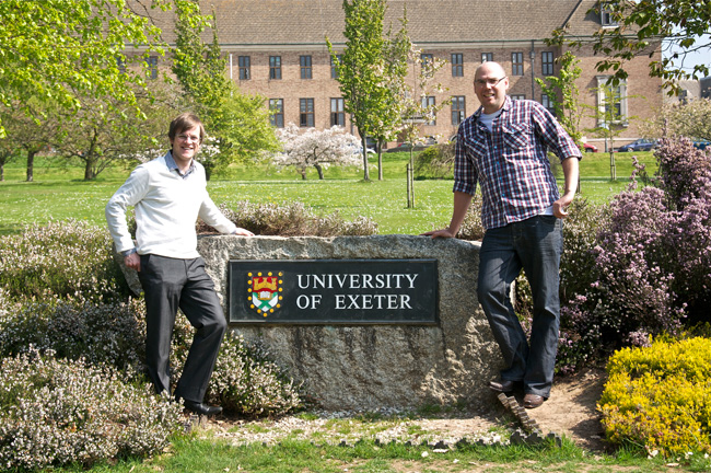 A Fresher's Guide To Exeter University