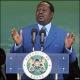 Kenya PM Raila Odinga