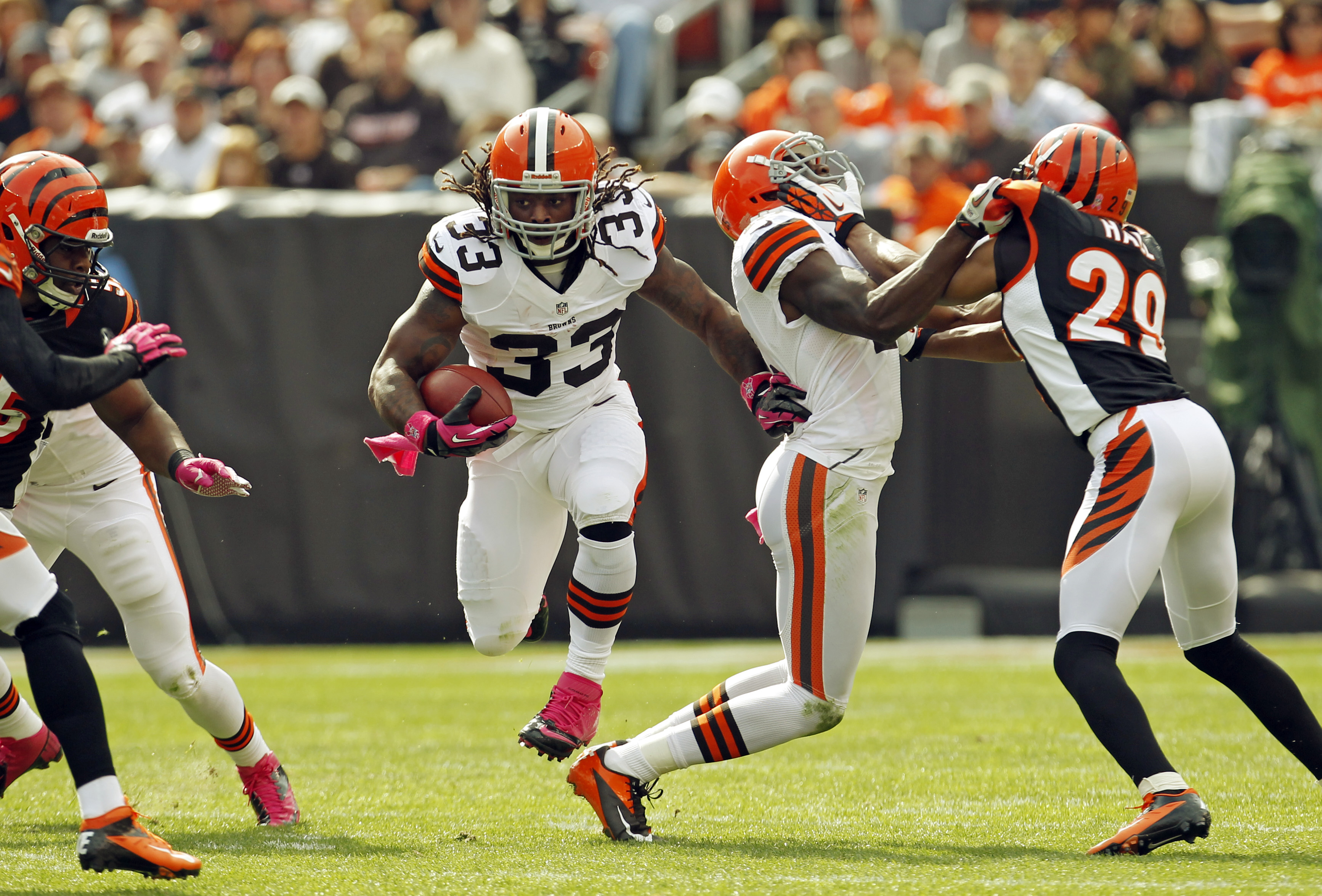 Building A Franchise & Amp; Evaluating The Trent Richardson Trade ?