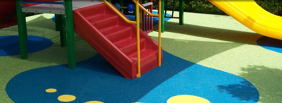 Playground Rubber