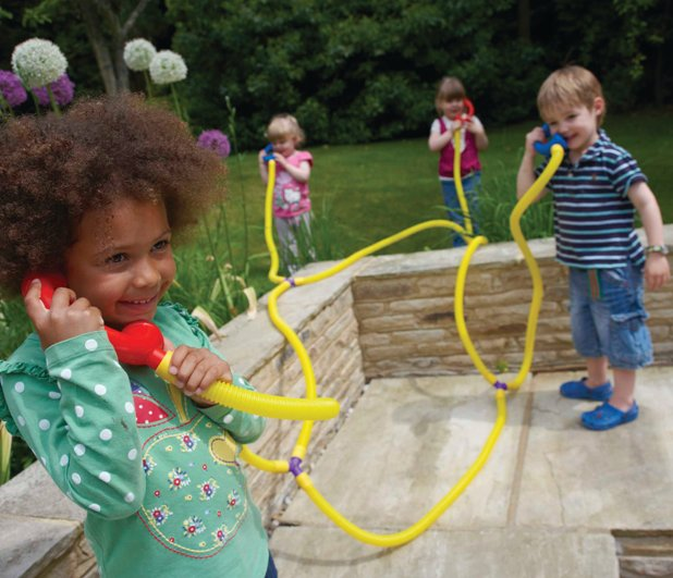 Can Children Benefit From Learning Outdoors?