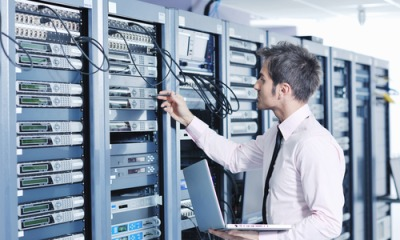 The Importance Of Keeping Your Server Room Cool