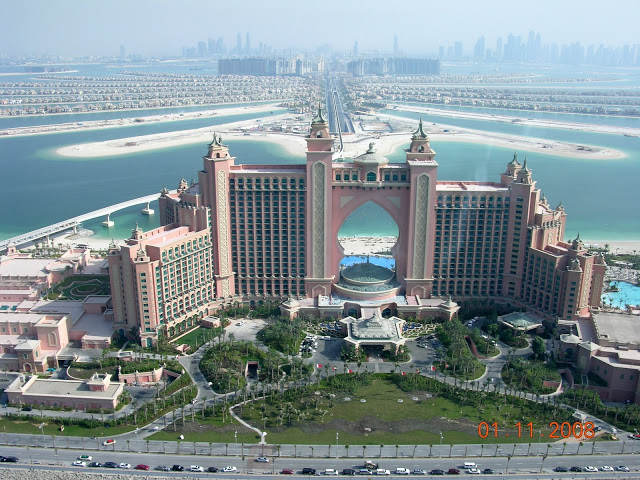 Most Popular Sight Seeing Visits In Dubai