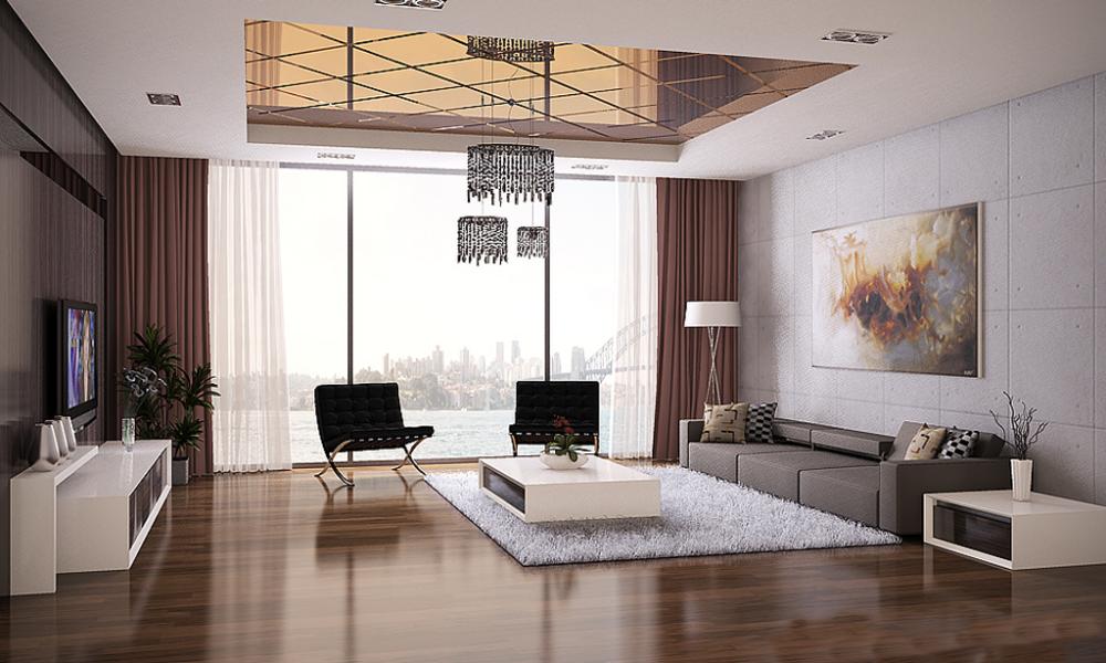Make A Fabulous Impression To Living Room