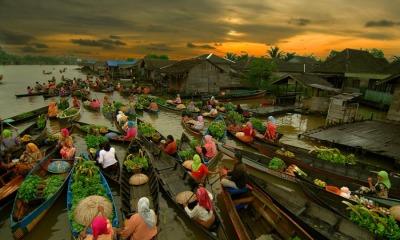 Getting In and Around Banjarmasin
