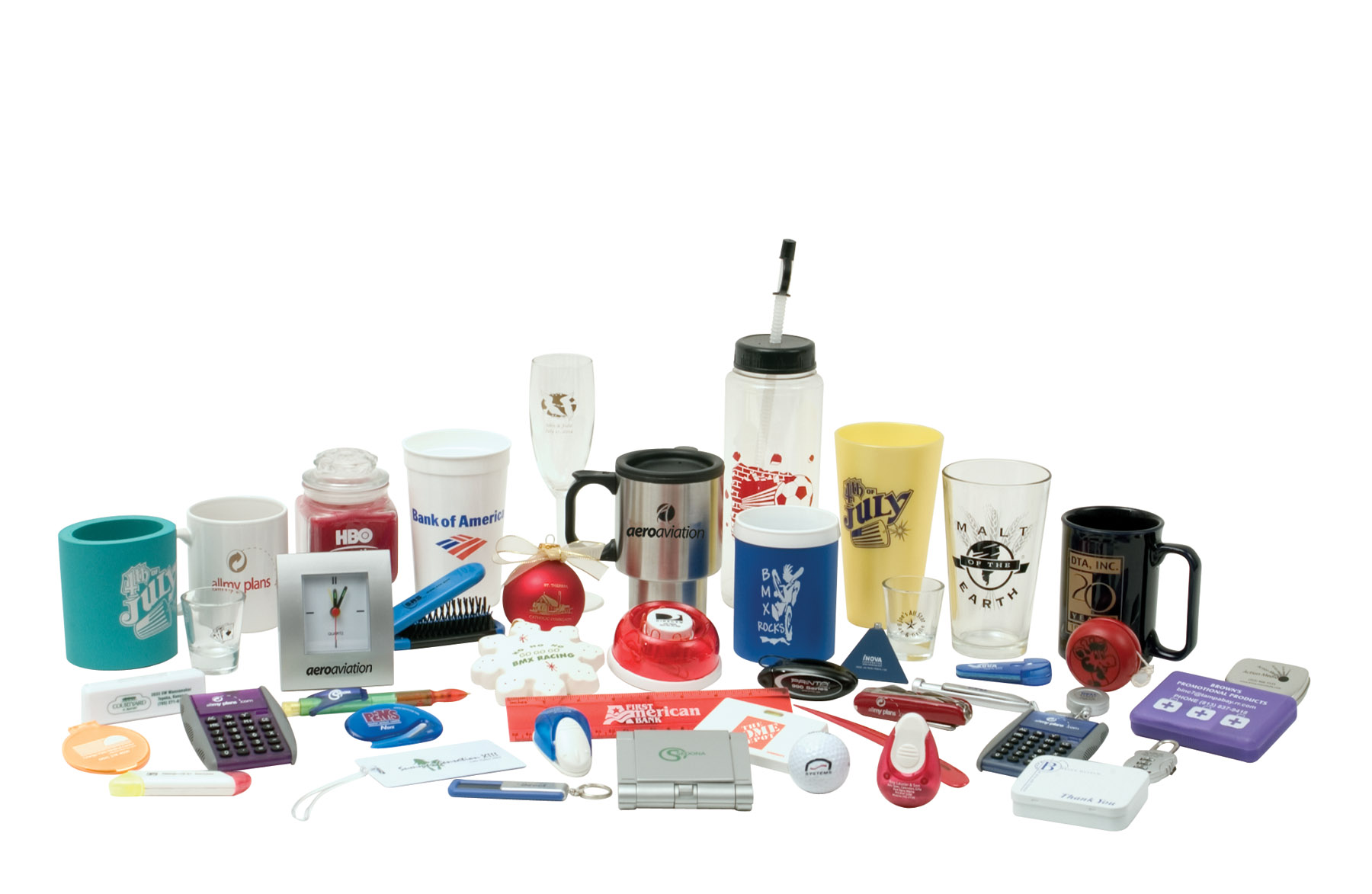 Promotional Products Are The Successful Marketing Solutions