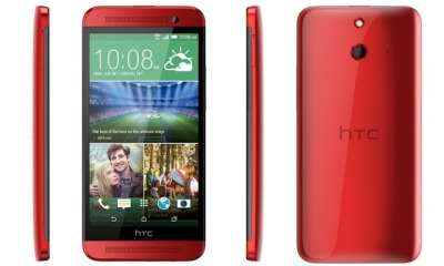 HTC Launches One (E8), The Plastic Version Of Its Flagship Phone