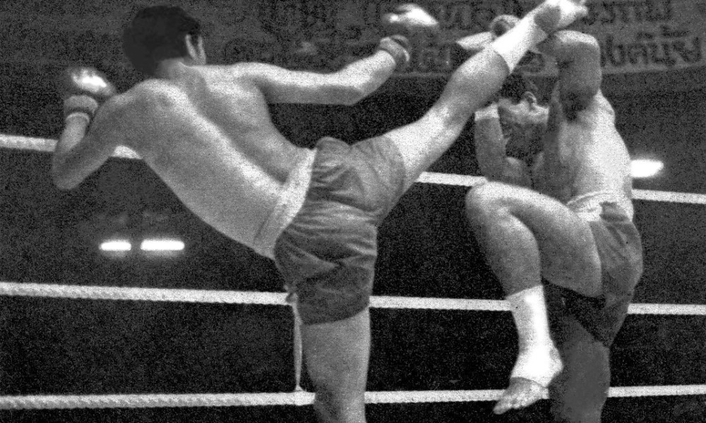 Muay Thai Straight From The People Of Thailand