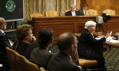 US Federal Reserve Cuts 2014 Growth Forecast But Maintains Confidence In Recovery