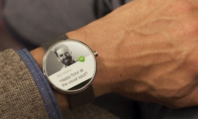 Android Wear For Smartwatches: Top Business Features