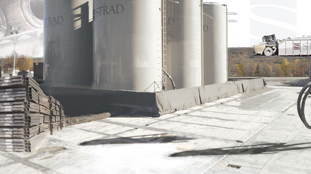 Storing The Byproducts: Production Tanks, Shale Bins, and Modern Industry