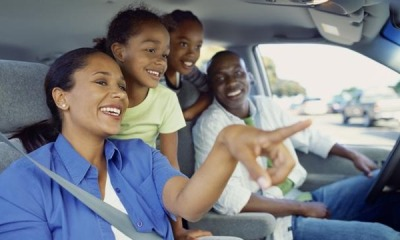 How To Keep Kids Happy In A Car During A Road Trip