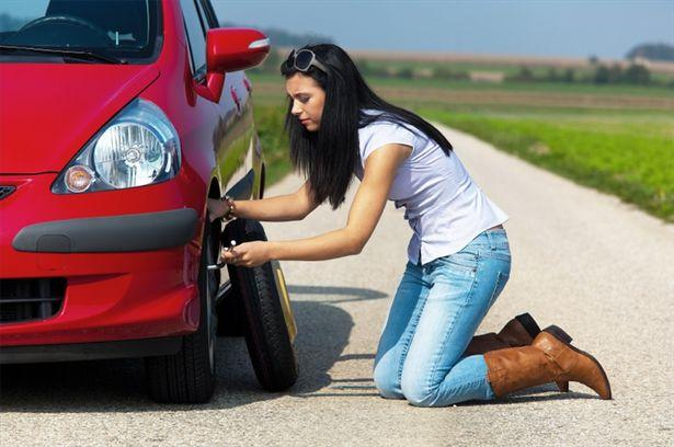 Quick Repairs For A Flat Tire