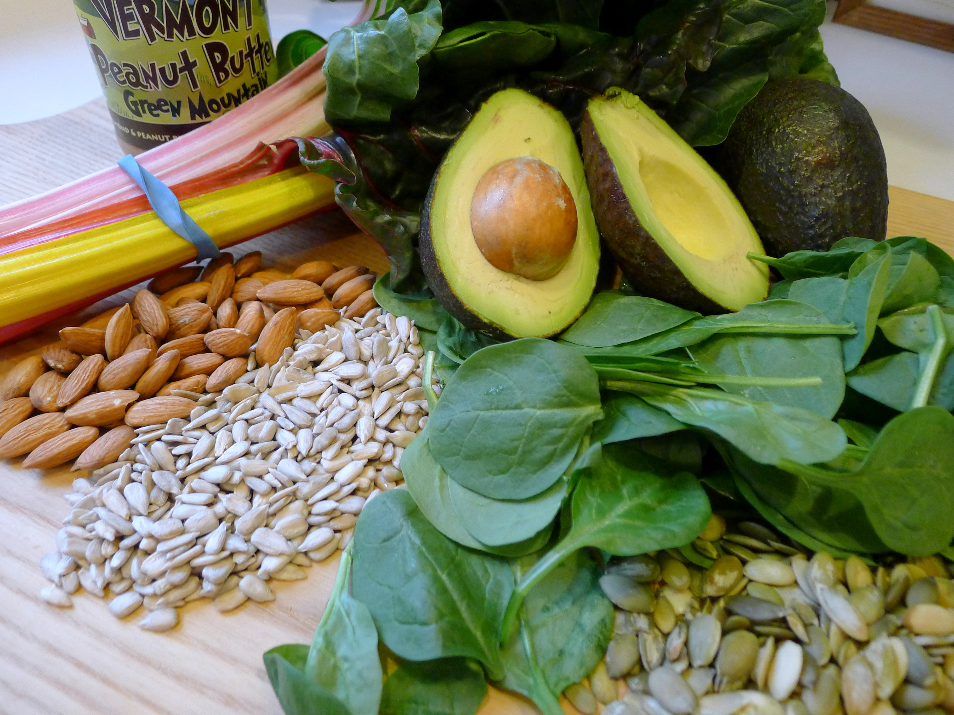 Foods With Vitamin E