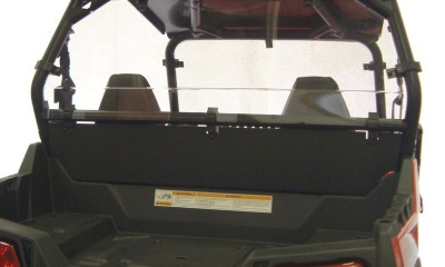 Polaris UTV Ranger RZR Rear Panel