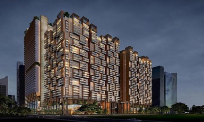 Residents and Businessmen Invest In The Marina One Residence Happily