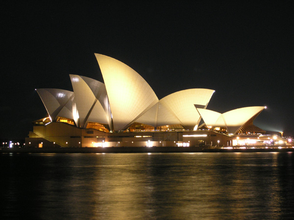 5 Places To Visit In Sydney