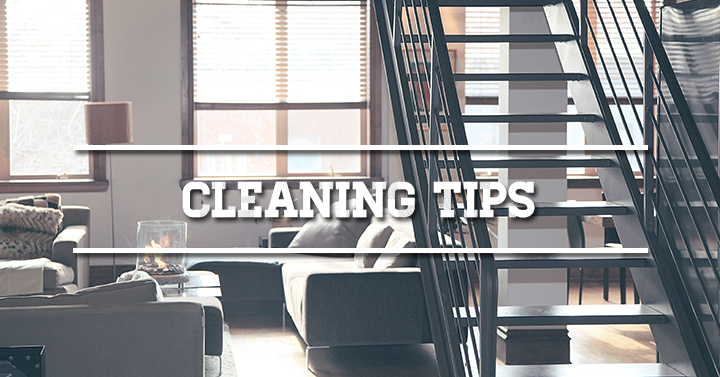 10 Ways To Have A Cleaner Home