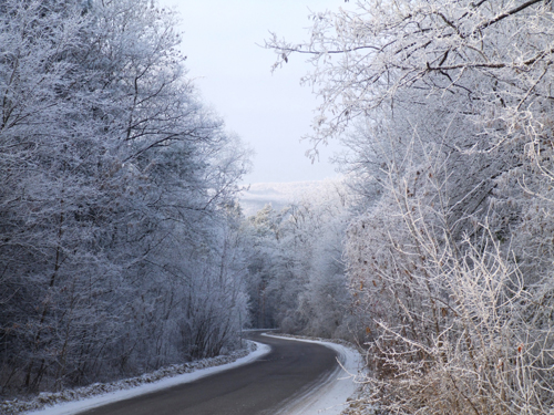 Winter Travel: Safe Driving Tips