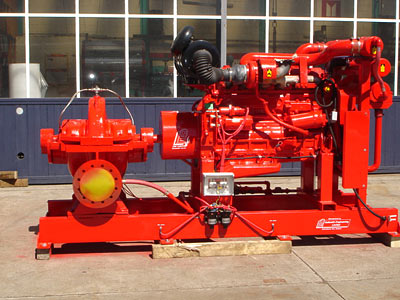 Useful Tips For Selecting An Appropriate Fire Pump