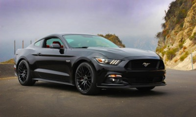 2015 Ford Mustang GT Out To Impress