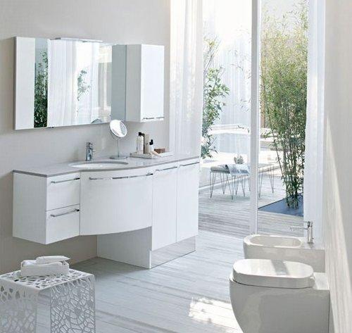 Big Ideas For Small Bathrooms