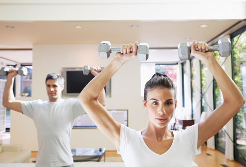 Your At-Home Physical Fitness Regimen