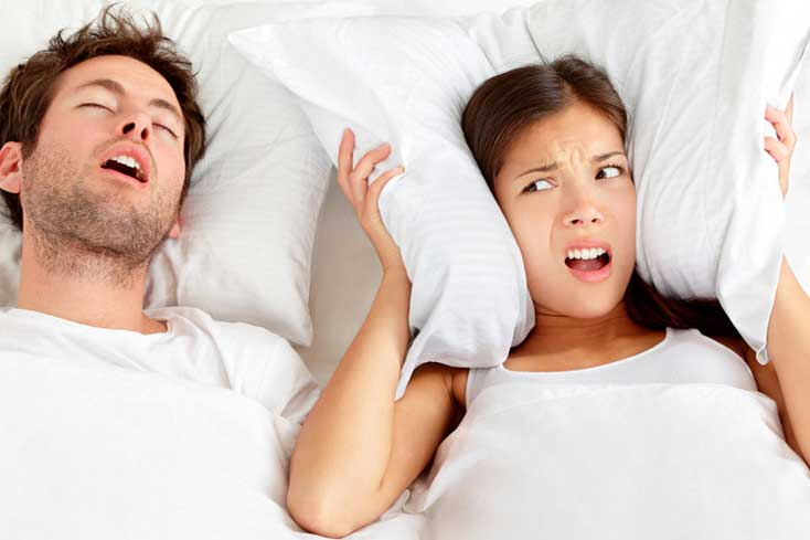 5 Easy and Effective Remedies For Snoring1