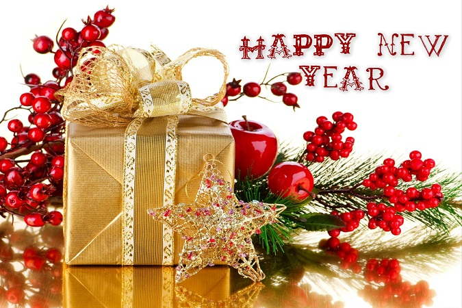 New Year 2015 Gifts For Friends